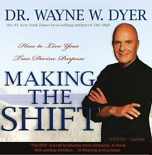 Making the Shift: Dr. Wayne Dyer Audiobook 6CD set