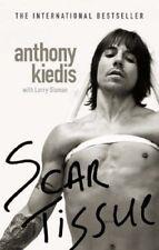 Scar Tissue,Anthony Kiedis,Larry Sloman- 9780751535662