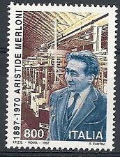 1997 ITALIA ARISTIDE MERLONI MNH **