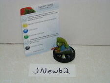 HeroClix Superman Set Super Rare #51 Swamp Thing IN HAND!