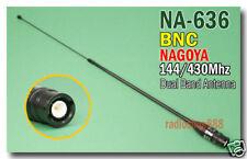 NAGOYA NA-636 BNC DUAL BAND Ant for HandHeld Radio