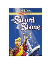 The Sword in the Stone (DVD, 2001, Gold Collection Edition)