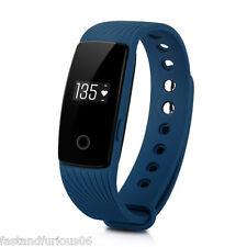 Diggro ID107 Heart Rate Reloj inteligente Smart Watch BT 4.0 Podómetro Llamada
