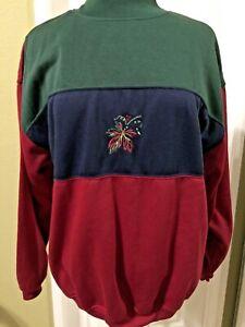 Women's fleece top Vintage winter fleece top size L unused