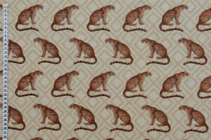 Leopard Fabric - Quality Upholstery, Curtain and Craft Frabic.