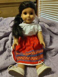 American Girl Josefina with accessories
