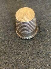 Vintage 10kt Gold Thimble