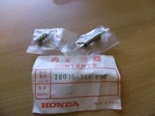 HONDA  GENUINE NOS AIR SCREW SET A 16016-344-690 CB250 CB350