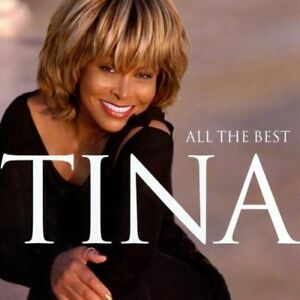 TINA TURNER ALL THE BEST 2 CD (VERY BEST OF / GREATEST HITS)