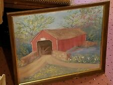 beautiful  painting by joan biehl from kutztown pa