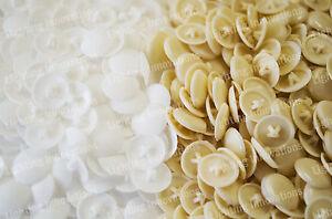 PLASTIC POZI SCREW CAP COVERS WHITE OR BEIGE KITCHEN BATHROOM CROSS HEAD FIXING