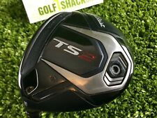 Titleist TS2 Left Handed 3 Wood 15* TENSEI Blue AV Series Stiff Shaft (5498)