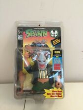 SEALED TODD MCFARLANES SPAWN ACTION FIGURE CLOWN SPECIAL ED COMIC