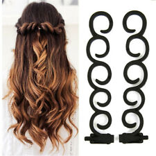 French Braiding Braider Tools Hair Styling Clip Roller Twist Maker Accessories