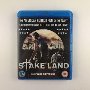 Stake Land (Blu-ray, 2011)