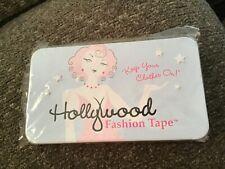 NEW  PK - Hollywood Fashion Tape Double-Stick Apparel Tape Tin Box (100 Pcs)