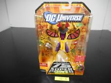 SEALED! DC UNIVERSE CLASSICS GOLDEN PHARAOH COLLECTOR BUTTON WAVE 15 FIG 1 10-5