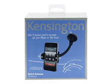 K39256EU Kensington Quick Release Car Mount for iPhone or iPod