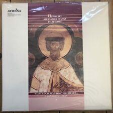 ALSY 10003 Prokofiev Alexander Nevsky Film Score Ltd Ed. SEALED