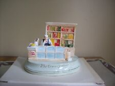 Vintage Sebastian Grocery Store Miniature with Box Great Collectible