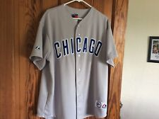 Chicago Cubs  jersey XL By Majestic