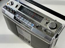 Vintage Sony CF-580 Radio Cassette Recorder Retro - SERVICED (3)