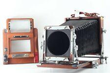 【MINT RARE】Tachihara Hope 4x5 Wood Large format Field Camera From Japan #9357