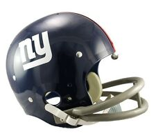 NEW YORK GIANTS 61-74 TK THROWBACK FULL SIZE FOOTBALL HELMET