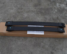 For Jeep Cherokee 2014 2015 2016 2017 Top Roof Rack Cross Bar Black  US Shipment