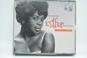 Esther Phillips : The Best Of (1962-1970)  2CD Album - Release Me -  RARE