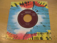 """7"""" Single Bee Gees Night Fever / Stayin' Alive Vinyl Amiga DDR 4 56 353"""