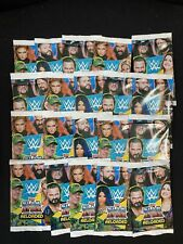 Topps WWE Slam Attax Reloaded Sealed Packets x 20