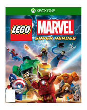 LEGO Marvel Super Heroes (Microsoft Xbox One, 2013)