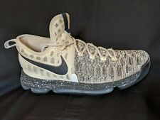 Nike KD 9 Kevin Durant Oreo Mens Size 10.5 Basketball Shoes 843392-100