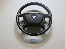 BMW E39 530D Volant Multifonctions Cuir 6753738 D=385MM Aménagement intérieur
