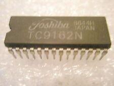 (x2pcs) TOSHIBA TC 9162N 28-PIN CMOS DIGITAL I.C. (high voltage analog switch)