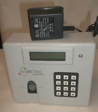 Honeywell Veriprint Biometric Identification Fingerprint Time Clock V21002m