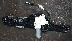 MERCEDES W211 E CLASS NS LH PASSENGER REAR WINDOW REGULATOR MOTOR A2117300146