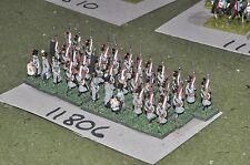 15mm Fanteria Francese Napoleonico 34 cifre (11806)