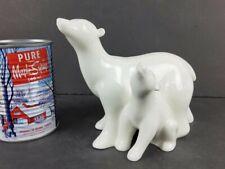 Royal Doulton Dedication Polar Bears Figurine Robert Tabbenor 1999 #Hn4173
