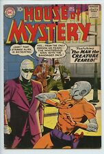 1959 DC HOUSE OF MYSTERY #88  FN-  S4