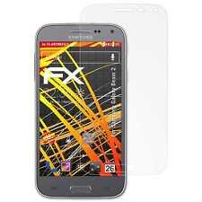atFoliX 3x Samsung Galaxy Beam 2 Écran protecteur FX-Antireflex-HD