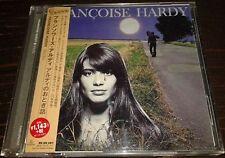 FRANCOISE HARDY RARE CD SOLEIL JAPON AVEC OBI