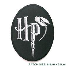 "HARRY POTTER - Series ""HP"" LIGHTNING SCAR Patch..NEW"