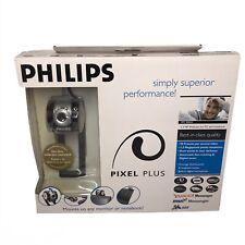 PHILIPS Pixel Plus Web Cam (SPC 900NC) 1.3 MP w/ Built in Mic PC & Notebook