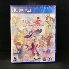 Nelke & The Legendary Alchemists : Ateliers of the New World (PS4) BRAND NEW