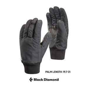 Black Diamond Lightweight Waterproof Gloves Snow Ski Snowboard Winter Sports