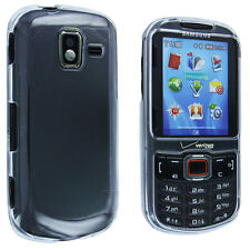 Clear Snap-On Hard Case Cover for Samsung Intensity 3 U485