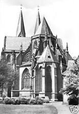 AK, Halberstadt, Blick zum Dom, 1975