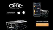 Carly Universal Bluetooth OBD-2 Adapter Kompatibel mit Android und iOS (1100)
